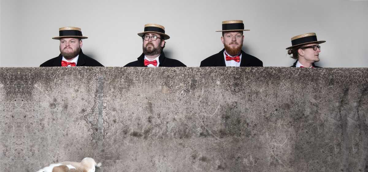 Afternoon Barbershop Quartet
